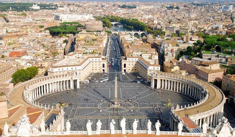 The Top 6 Sights in Rome