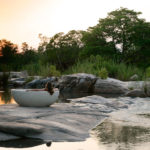 Londolozi Sabi Sands River Bath